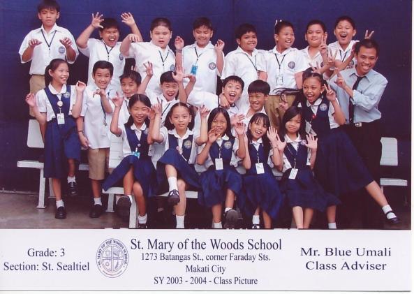 Grade 3 - St. Sealtiel