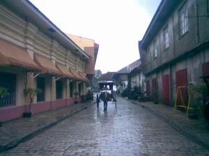 vigan heritage site