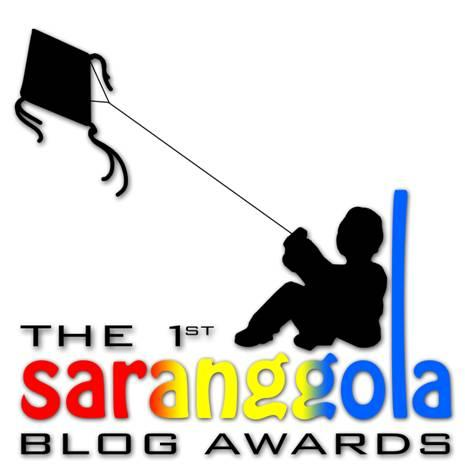 Saranggola Blog Awards logo